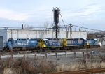 CSX SW1001 1127